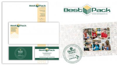 Community Living - Best Pack Branding