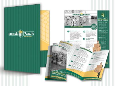 Community Living - Best Pack Print Marketing Strategy