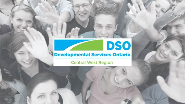 Developmental Services Ontario Central West Region